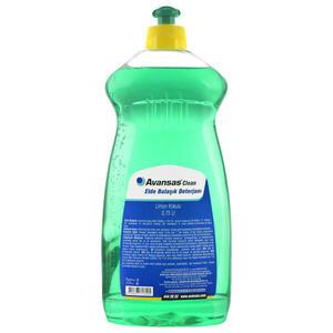 Avansas Clean Elde Bulaşık Deterjanı Limonlu 750 ml