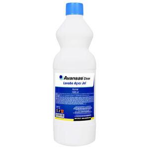 Avansas Clean Jel Lavabo Açıcı 1000 ml