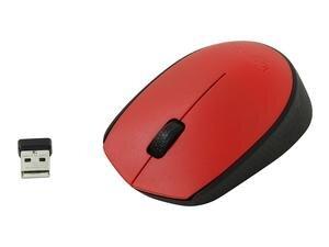 Logitech M171 Kablosuz Mouse Kırmızı 910-004641