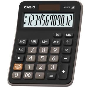 Casio MX-12B Masa Tipi Hesap Makinesi 12 Haneli