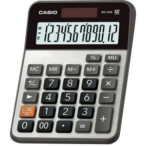 Casio MX-120B Hesap Makinesi 12 Haneli