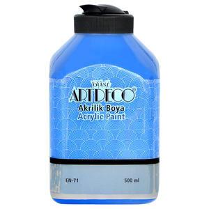 Art Deco Akrilik Boya Mavi 500 ml