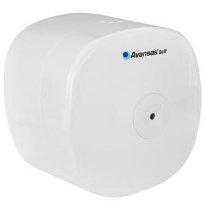 Avansas Soft Mini İçten Çekmeli Tuvalet Kağıdı Dispenseri Beyaz