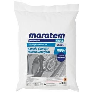 Maratem M604 Komple Yıkama Çamaşır Deterjanı 20 kg