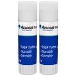 Avansas Av1513 Stick Yapıştırıcı 22 gr 2'li Paket