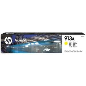 HP 913A Yüksek Kapasiteli Pagewide Sarı (Yellow) Kartuş F6T79AE
