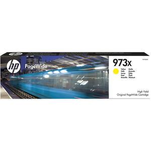HP 973X Yüksek Kapasiteli Pagewide Sarı (Yellow) Kartuş F6T83AE