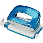 Leitz Wow Delgeç 10 Sayfa Metalik Mavi