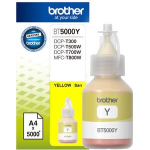 Brother BT5000Y Sarı Mürekkep Kartuş 5.000 Sayfa