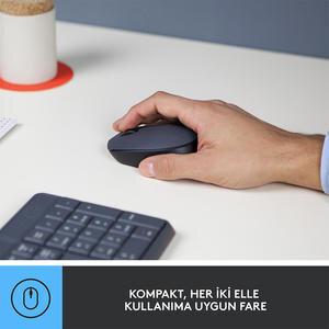 Logitech MK235 920-007925 Kablosuz Klavye Mouse Set