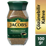 Jacobs Monarch Gold Kahve Kavanoz 100 gr