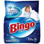 Bingo Matik Parfümsüz Toz Çamaşır Deterjanı 1,5 kg
