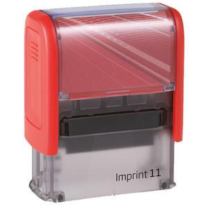 Trodat Imprint 11 Kaşe 38 mm x 14 mm Kırmızı