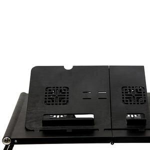 Addison ALD-99 Katlanabilir Fanlı Notebook Masası