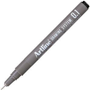 Artline 231 Çizim Kalemi 0.1 mm Siyah