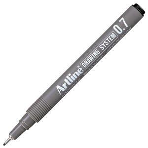 Artline 237 Çizim Kalemi 0.7 mm Siyah
