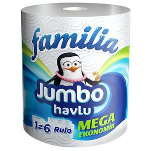 Familia Jumbo Kağıt Havlu Tekli Paket