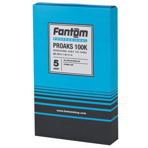 Fantom Proaks 100K Profesyonel Kağıt Toz Torbası 5'li Paket
