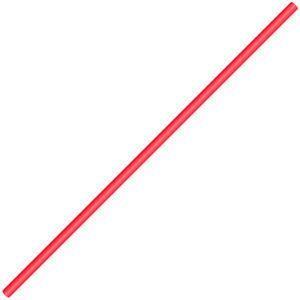 Kalmia Pipet Kağıt Sargılı Uzun 22 cm 200'lü Paket