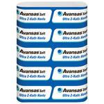 Avansas Soft Ultra Z Katlama Kağıt Havlu 23 cm x 24 cm 1 Koli (12 Paket)