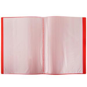 Wole Sunum Dosyası 10 Sayfa Kırmızı