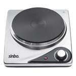 Sinbo SCO-5038 Tekli Elektrikli Ocak 1500 W