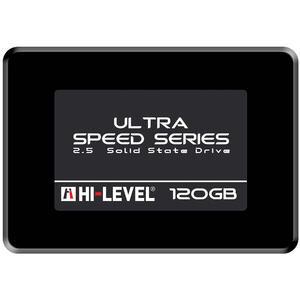 Hi-Level Ultra SSD30ULT/120G 120 GB 550MB-530MB/sn 2.5''  Sata SSD Harddisk
