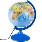 Globe 41201 Işıklı Fiziki + Siyasi Küre 20 cm