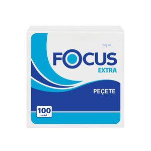 Focus Extra Peçete 30 cm x 30 cm 24'lü Koli