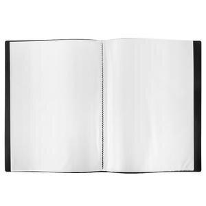 Wole Sunum Dosyası 10 Sayfa Siyah