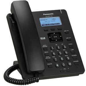 Panasonic KX-HDV130 Kablolu IP SIP Telefon Siyah