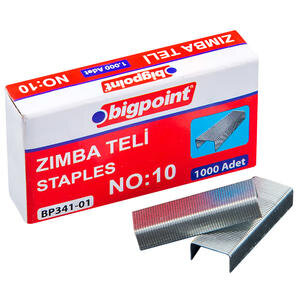 Bigpoint Zımba Teli No: 10 1000'li Kutu