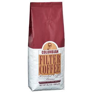 Mehmet Efendi Colombian Çekirdek Kahve 1000 gr
