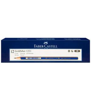 Faber Castell 1221 HB Dereceli Kurşun Kalem 12'li Paket