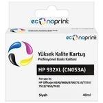 Econoprint HP 932XL Siyah (Black) Muadil Kartuş CN053A