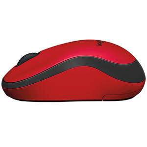 Logitech M220 Silent Kablosuz Mouse Kırmızı 910-004880