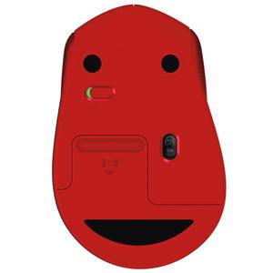 Logitech M330 Silent Kablosuz Mouse Kırmızı 910-004911