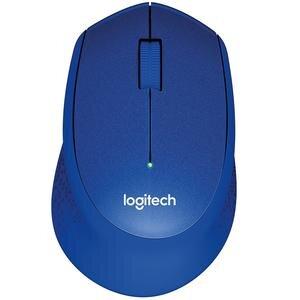 Logitech M330 Silent Kablosuz Mouse Mavi 910-004910
