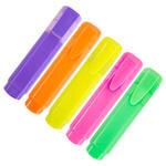 3A Fosforlu Kalem Karışık Renkli 5'li Paket