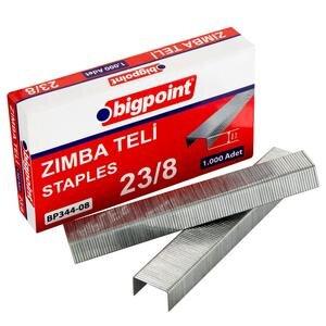 Bigpoint Zımba Teli No: 23/8 1000'li Kutu