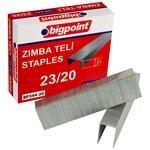 Bigpoint Zımba Teli No: 23/20 1000'li Kutu