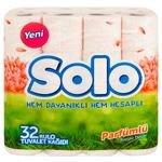 Solo Parfümlü Tuvalet Kağıdı 32'li Paket