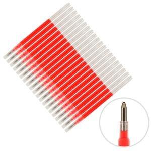Saip Frixion Isıyla Uçan Tekstil Kalemi Yuvarlak Uçlu Kırmızı 20'li Paket