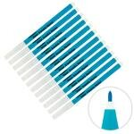 Yoken Suyla Uçan Tekstil Kalemi Yuvarlak Uçlu 12'li Paket