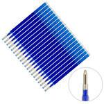 Saip Frixion Isıyla Uçan Tekstil Kalemi Yuvarlak Uçlu Mavi 20'li Paket