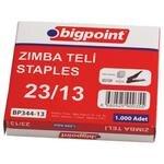 Bigpoint Zımba Teli No: 23/13 1000'li Kutu