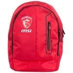 """MSI 17"""" Notebook Sırt Çantası Kırmızı"""
