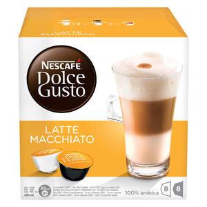 Nescafe Dolce Gusto Latte Macchiato Kapsül Kahve 16'lı