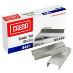 Cassa Zımba Teli No:24/6 Beyaz 1000'li Kutu