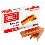 Cassa Zımba Teli No:10 Sarı 1000'li Kutu